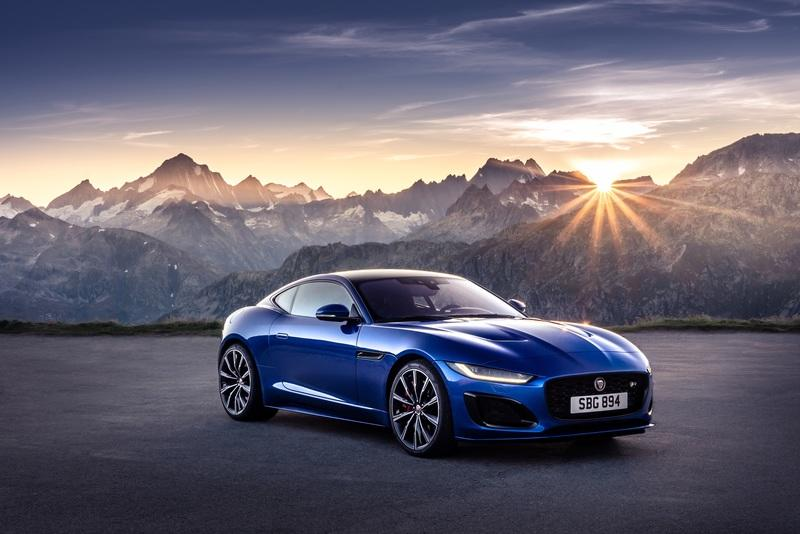 I'm In Love With These 2021 Jaguar F-Type Wallpapers