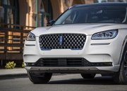2021 Lincoln Corsair Grand Touring Picture Gallery - image 875336