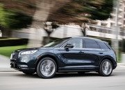 2021 Lincoln Corsair Grand Touring Picture Gallery - image 875322