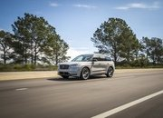 2021 Lincoln Corsair Grand Touring Picture Gallery - image 875318
