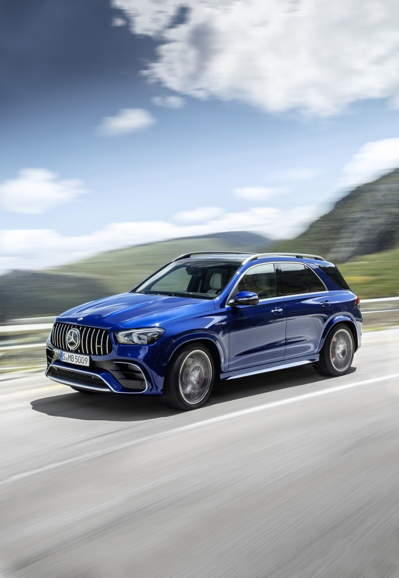 2021 Mercedes-AMG GLE 63 S picture gallery