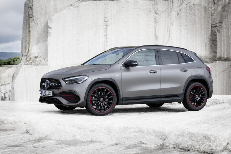 2021 Mercedes-Benz GLA