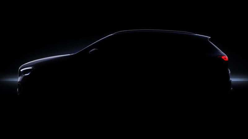 2021 Mercedes GLA Teaser and What We Know
