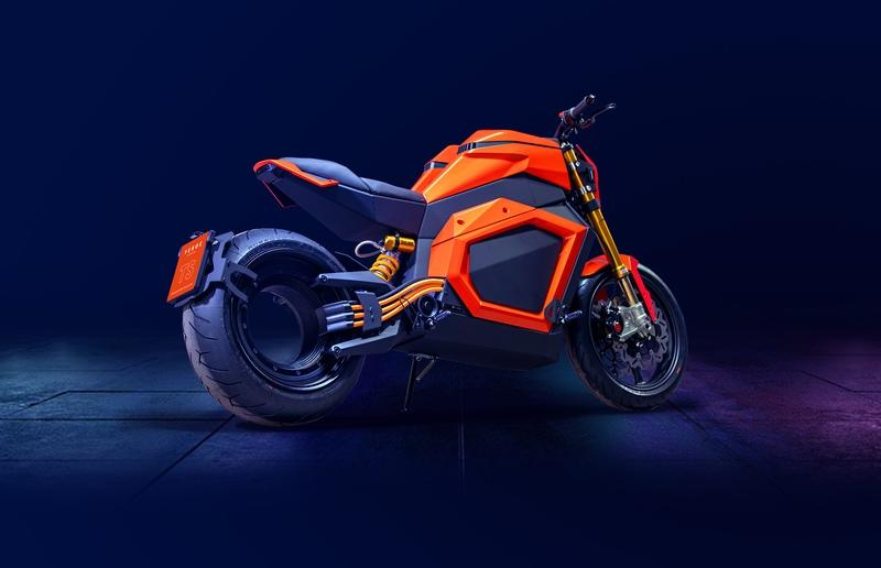 Top 5 new Electric Motorcycles coming in 2020 - image 876229