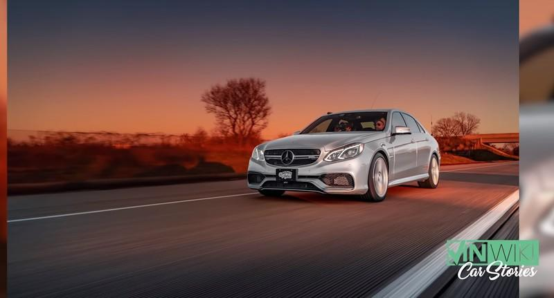 A Mercedes AMG E63 Just Made the Cannonball Run in a Record 27 Hours and 25 Minutes