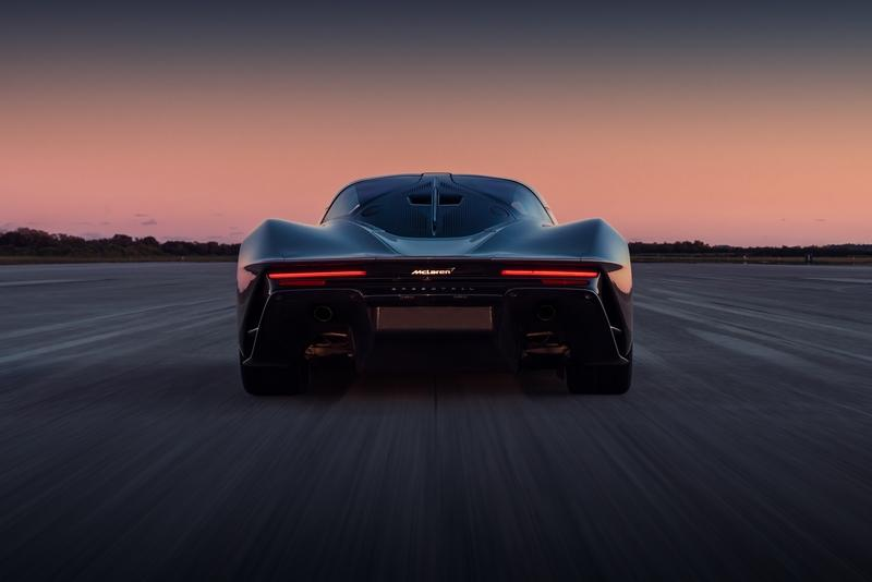 The McLaren Speedtail Is Officially The Fastest McLaren Ever Made - image 877731