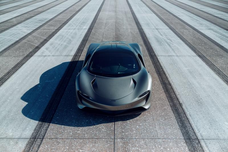 The McLaren Speedtail Is Officially The Fastest McLaren Ever Made - image 877732