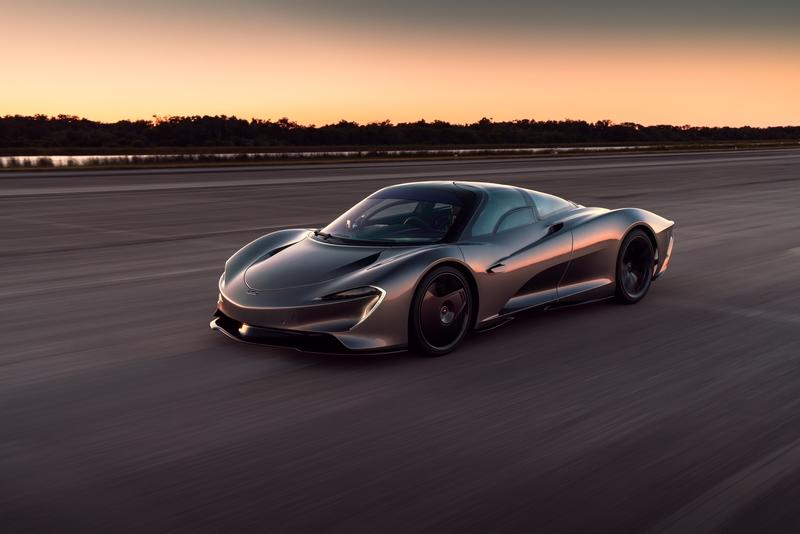The McLaren Speedtail Is Officially The Fastest McLaren Ever Made