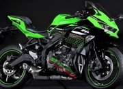 Kawasaki's baby Ninja ZX-25R is quite the screamer at 17,000 rpm -Take a listen - image 877627