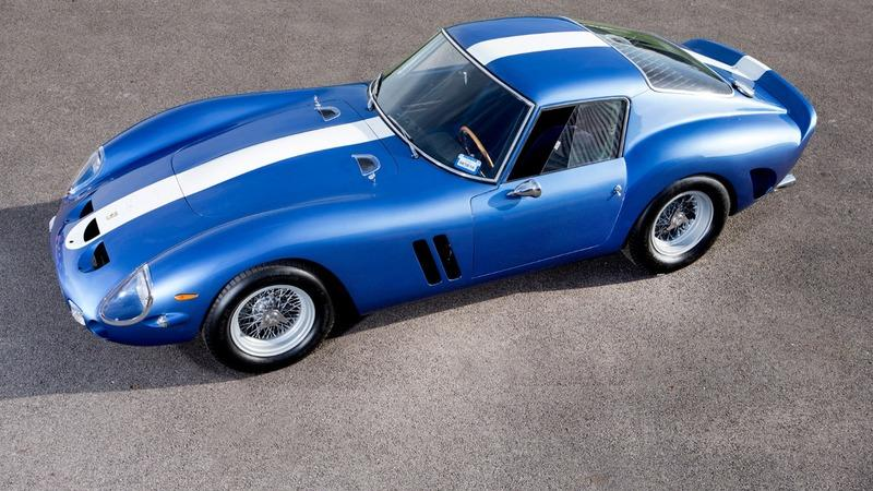 Buyer of $44 Million Ferrari 250 GTO Goes to Court Over Disputed OG Transmission - image 876993
