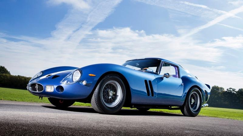 Buyer of $44 Million Ferrari 250 GTO Goes to Court Over Disputed OG Transmission