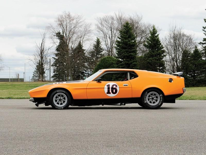 Car For Sale: 1973 Ford Mustang Trans Am