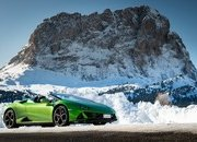 Amazing Wallpapers: The Lamborghini Urus, Aventador SVJ, and Huracan EVO Celebrate Christmas the Right Way - image 877358