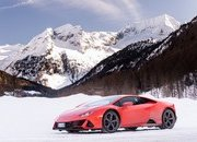 Amazing Wallpapers: The Lamborghini Urus, Aventador SVJ, and Huracan EVO Celebrate Christmas the Right Way - image 877362