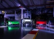 Amazing Wallpapers: The Lamborghini Urus, Aventador SVJ, and Huracan EVO Celebrate Christmas the Right Way - image 877370
