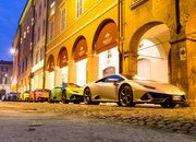 Amazing Wallpapers: The Lamborghini Urus, Aventador SVJ, and Huracan EVO Celebrate Christmas the Right Way - image 877350
