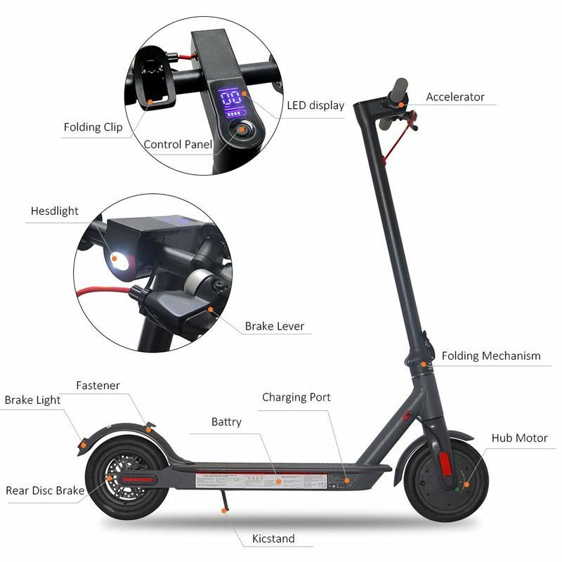 Emaxusa Electric Scooter Review - image 877000
