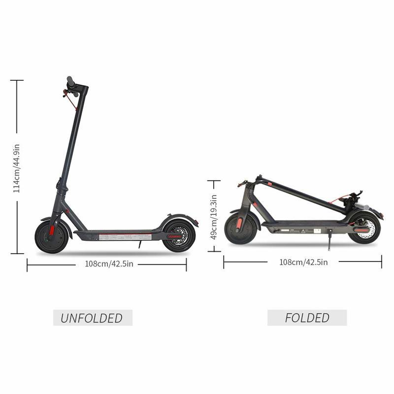 Emaxusa Electric Scooter Review - image 876998