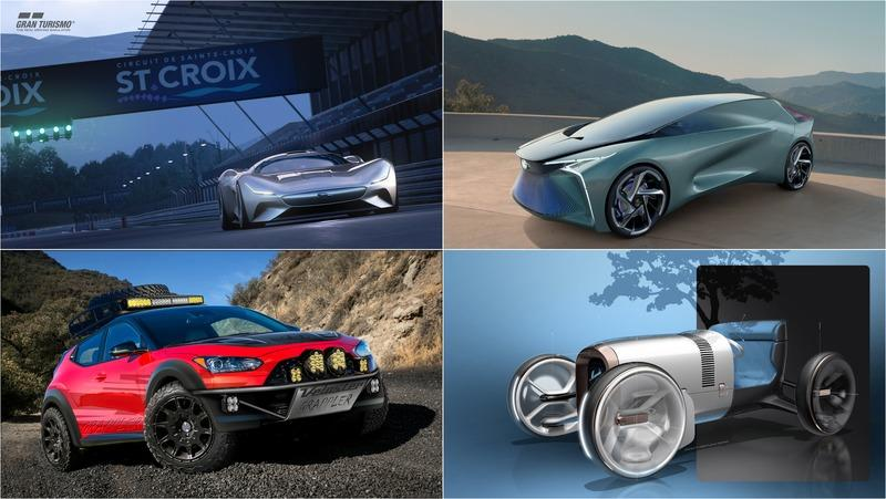 Every Concept Car That We Covered in 2019