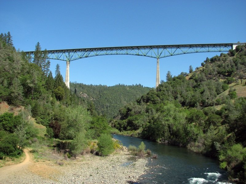 Famous Bridges of California for Driving
