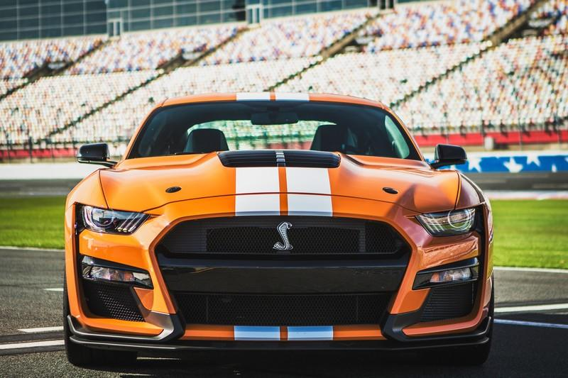 Ford Performance Kicks Off Its New East Cost Racing School With a Program Exclusive to the Shelby Mustang GT500
