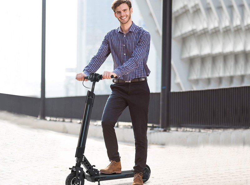 Goplus Electric Scooter Review