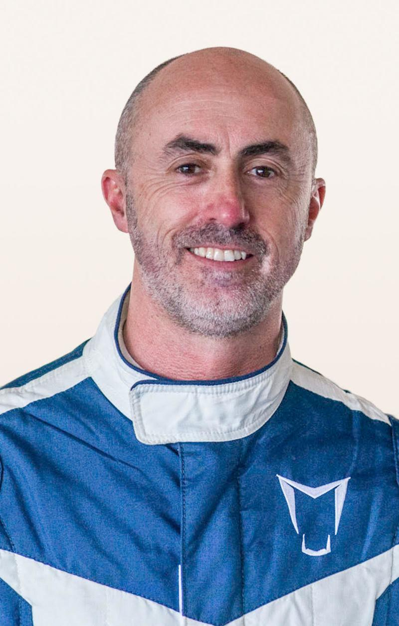 History Repeats Itself As David Brabham Drives The Brabham BT62 To Victory At Brands Hatch