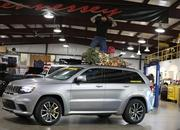 How Do You Make the World's Fastest Christmas Tree? Strap It on Top of a Hennessey-Tuned Jeep! - image 877866