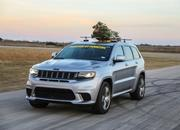 How Do You Make the World's Fastest Christmas Tree? Strap It on Top of a Hennessey-Tuned Jeep! - image 877867