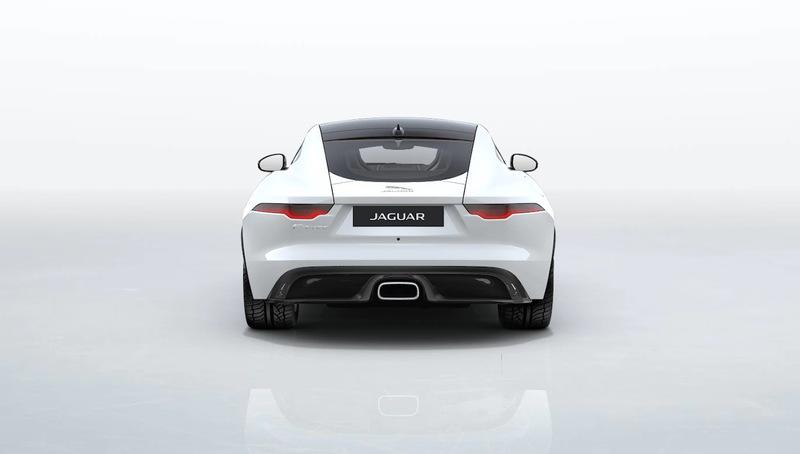 2021 Jaguar F-Type First Edition