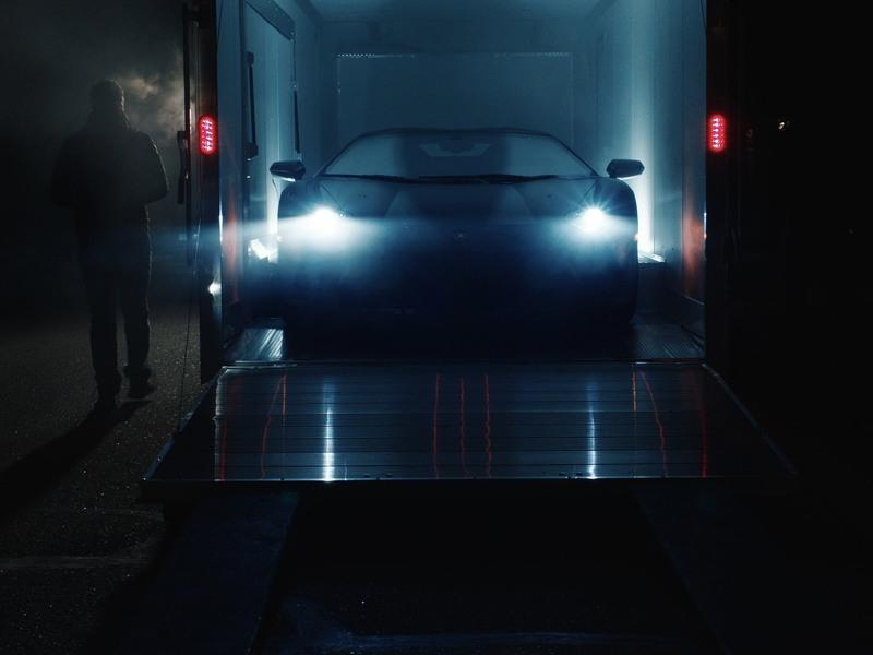 Lamborghini's True Christmas Story for 2019 is a Real TearJerker
