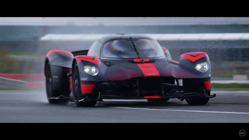 Learn Even More About the Aston Martin Valkyrie and See What It's Like to Drive!