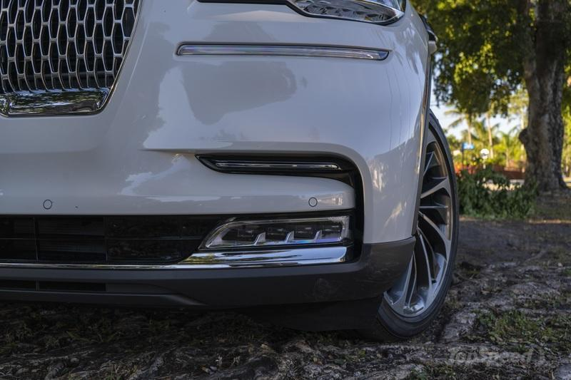 2020 Lincoln Aviator - Driven
