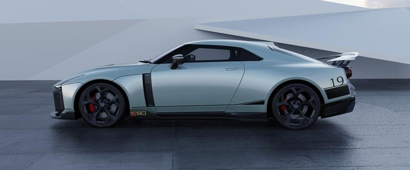 Nissan Is Actually Putting the GT-R50 by Italdesign into Production - image 875041