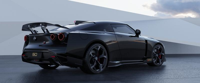 Nissan Is Actually Putting the GT-R50 by Italdesign into Production - image 875028