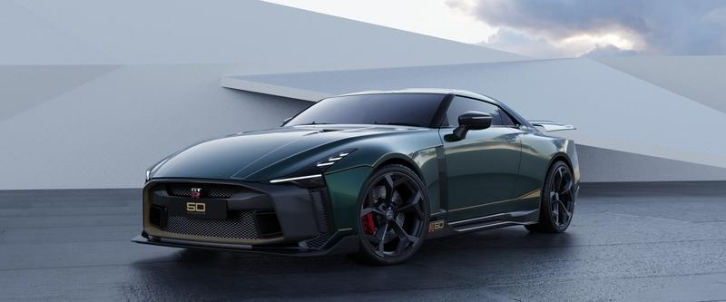 Nissan Is Actually Putting the GT-R50 by Italdesign into Production