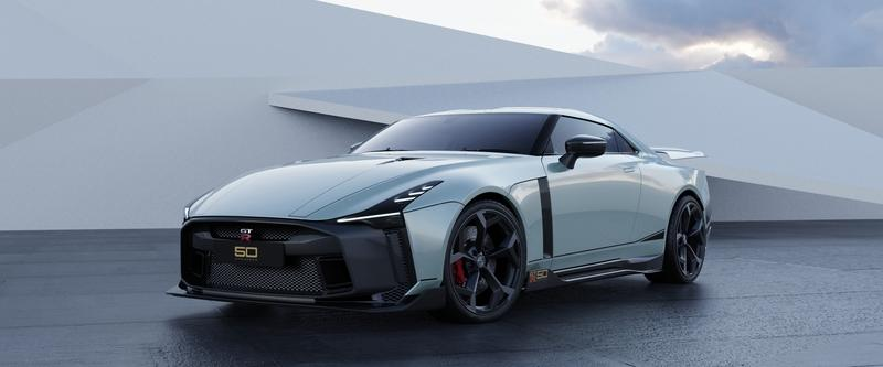 Nissan Is Actually Putting the GT-R50 by Italdesign into Production - image 875036