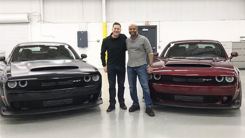 Ralph Gilles Is Selling His Dodge Demon to Make Room for a New