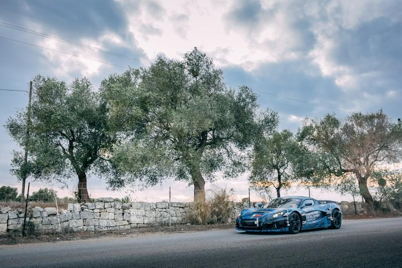 Rimac Took the C Two to Nardo and Bragged About it With Some Cool Pictures
