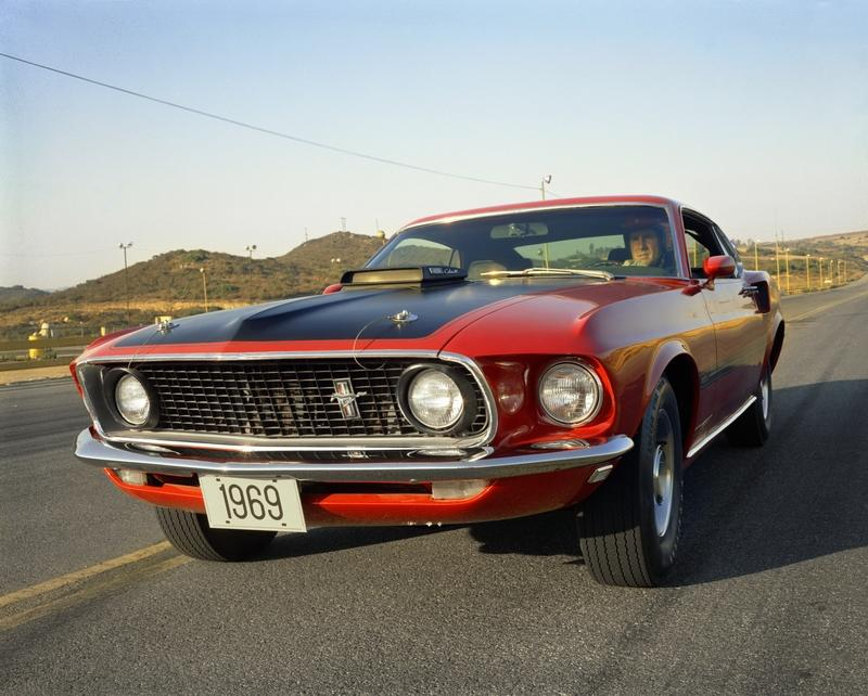 Rumor Has It that the Ford Mach-1 is Coming Back, And It Could Be Electric