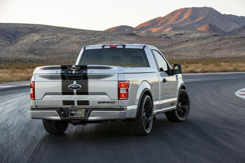 2020 Shelby F-150 Super Snake Sport Exterior - image 875525