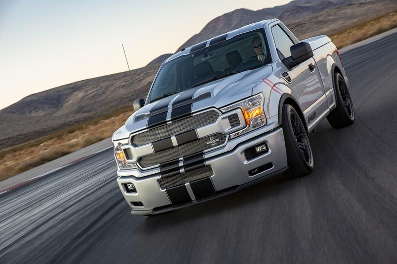 2020 Shelby F-150 Super Snake Sport Exterior - image 875505