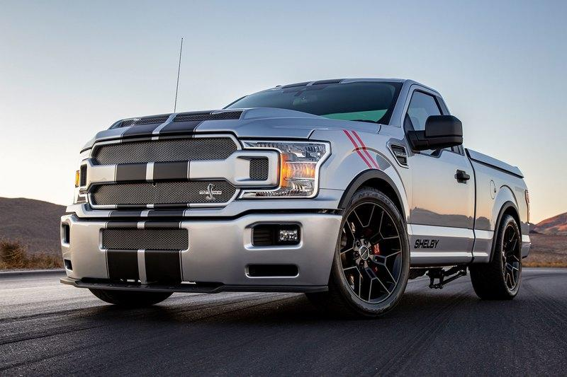 2020 Shelby F-150 Super Snake Sport Exterior - image 875507