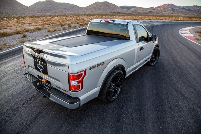 2020 Shelby F-150 Super Snake Sport Exterior - image 875512