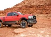 The 2020 Sierra AT4 Comes With Stronger Off-Road Specs, But Can It Beat The Ram Power Wagon In Its Own Yard? - image 874439