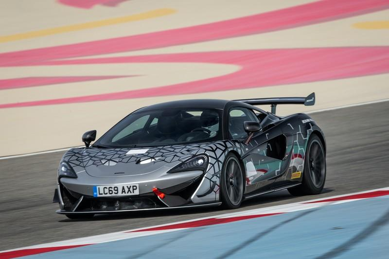 The 2021 McLaren 620R is the Road Legal GT4 Race Car You've Been Praying For Exterior - image 875491