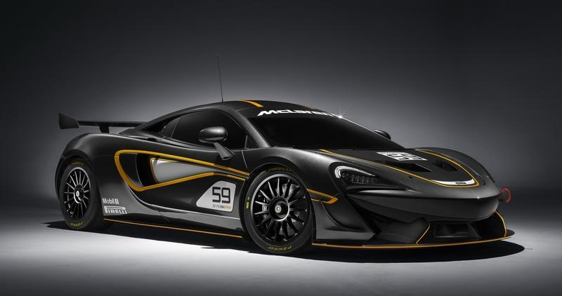 The 2021 McLaren 620R is the Road Legal GT4 Race Car You've Been Praying For