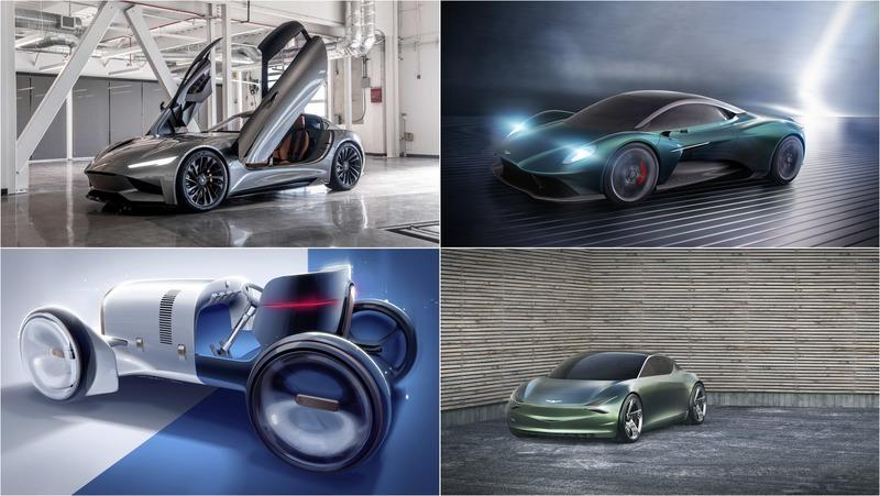 The Best and Worst Concept Cars of 2019