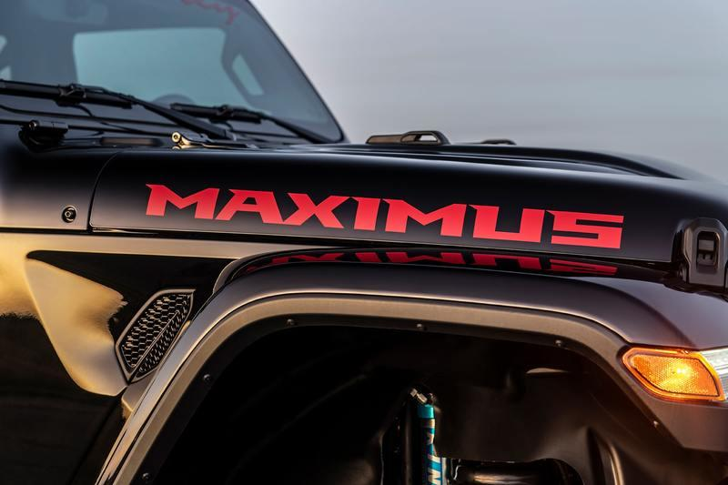 The Hennessey Maximus Jeep Gladiator Drops a Ton of Power Between the Engine and the Wheels: Video