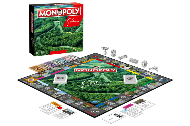 The Nurburgring Returns To Monopoly For A Second Go-Round